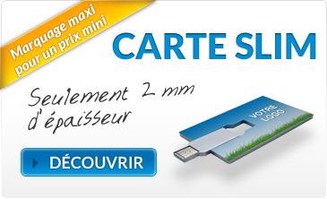 Carte USB Slim