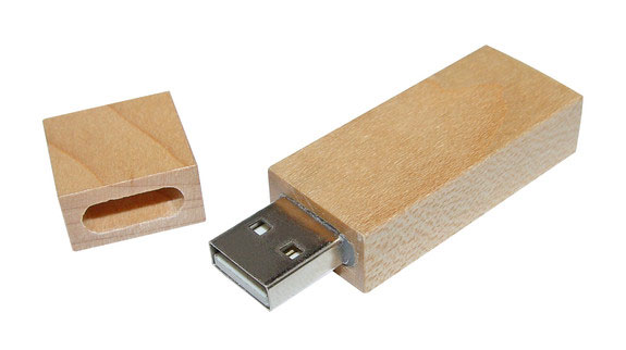 cle usb publicitaire en bois la wood cles usb ecologique. Black Bedroom Furniture Sets. Home Design Ideas