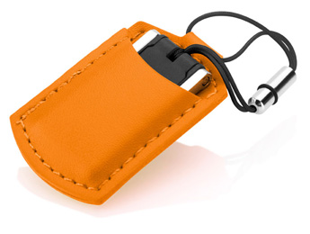 orange - Clés usb personnalisable top qualité